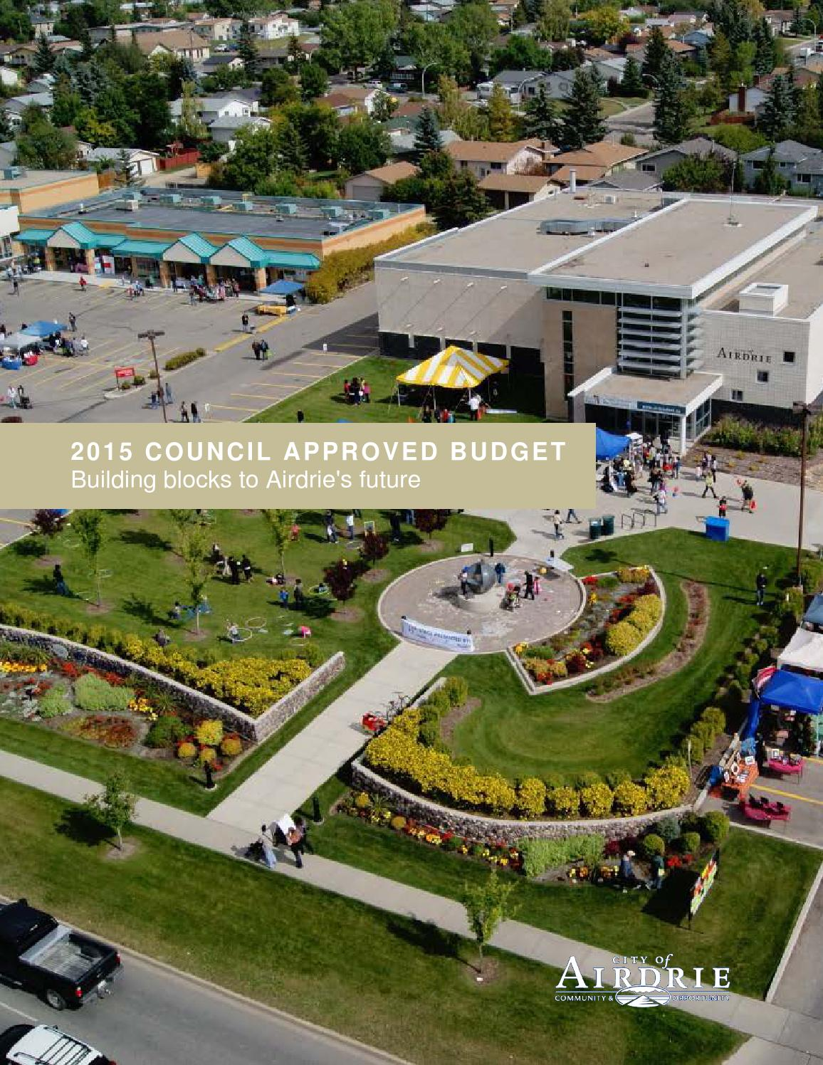 City Of Airdrie Issuu