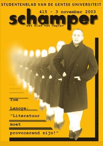 Schamper 415 by Schamper - issuu