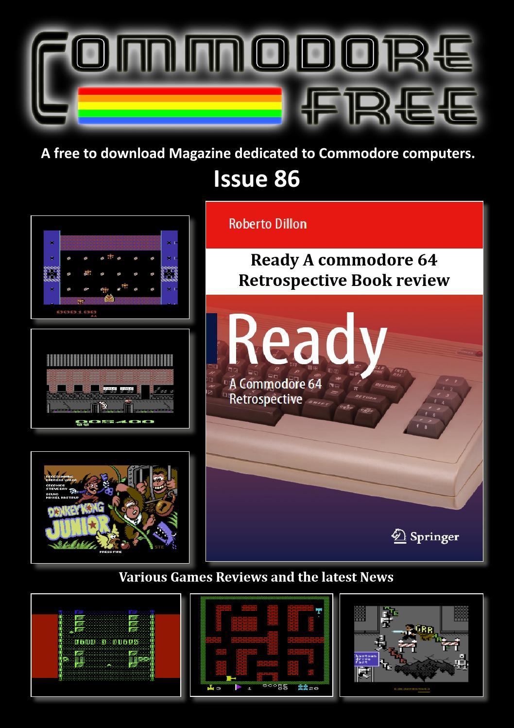 Commodore Free Issue 86 by Commodore Free Magazine - issuu