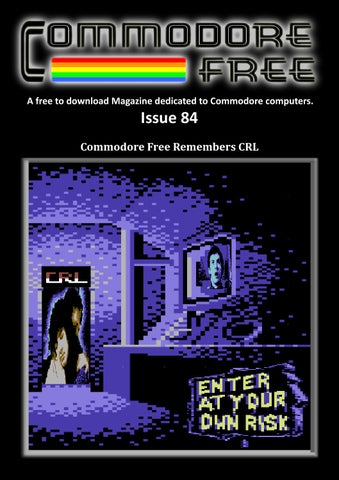 Commodore Free Issue 84 by Commodore Free Magazine - issuu