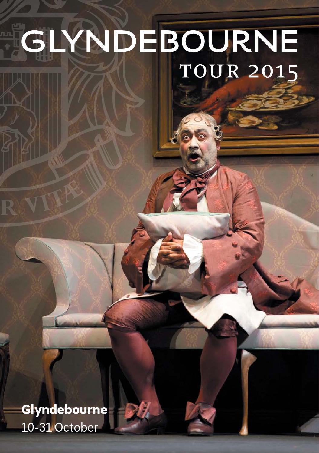 Glyndebourne festival tour