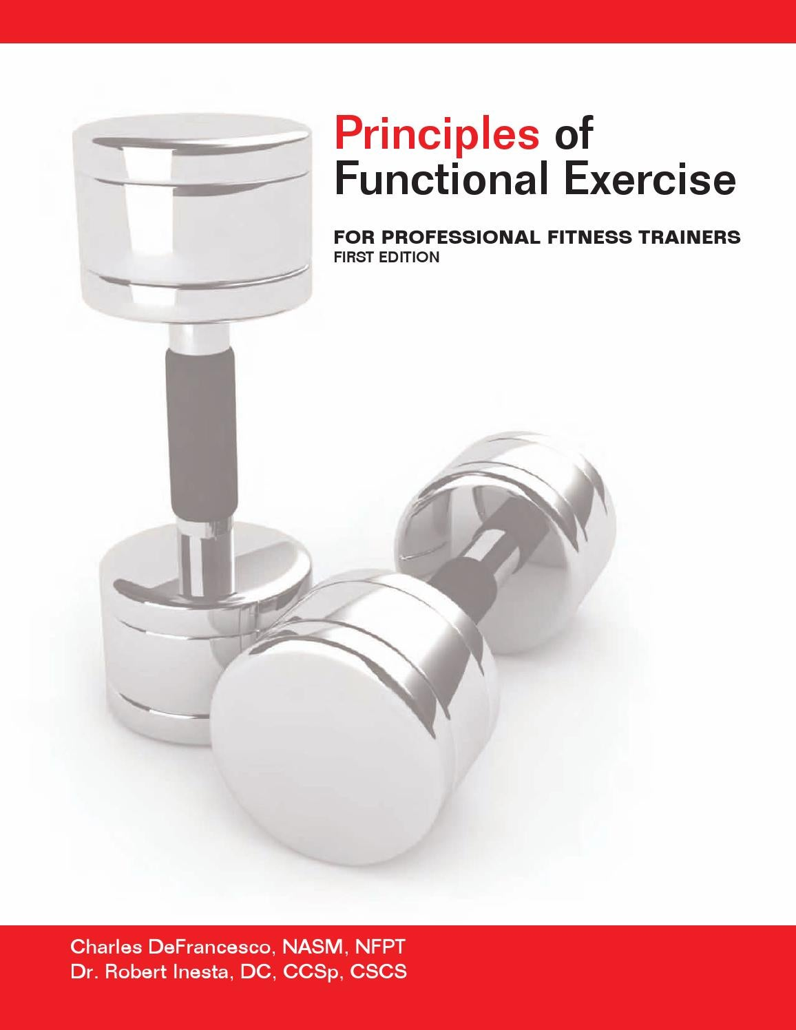 Principles Of Functional Exercise By Vitor Rebelo Issuu