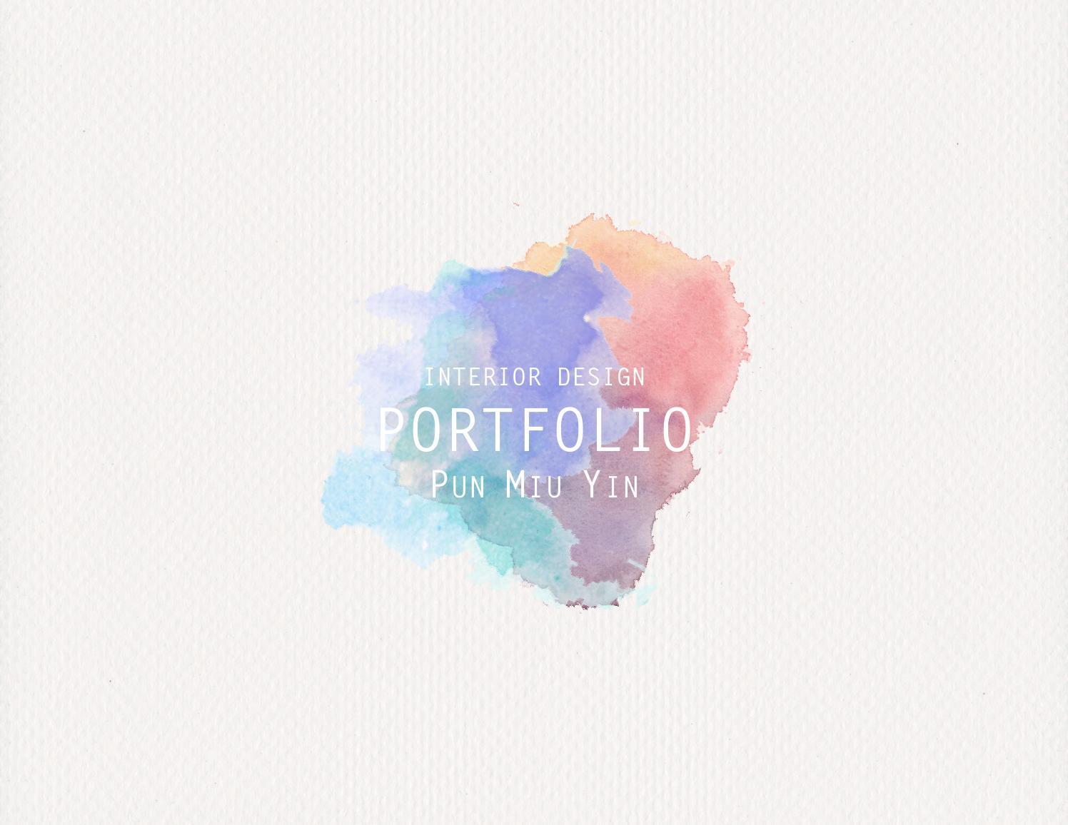 Interior design portfolio by miu pun issuu - Interior design portfolio website ...