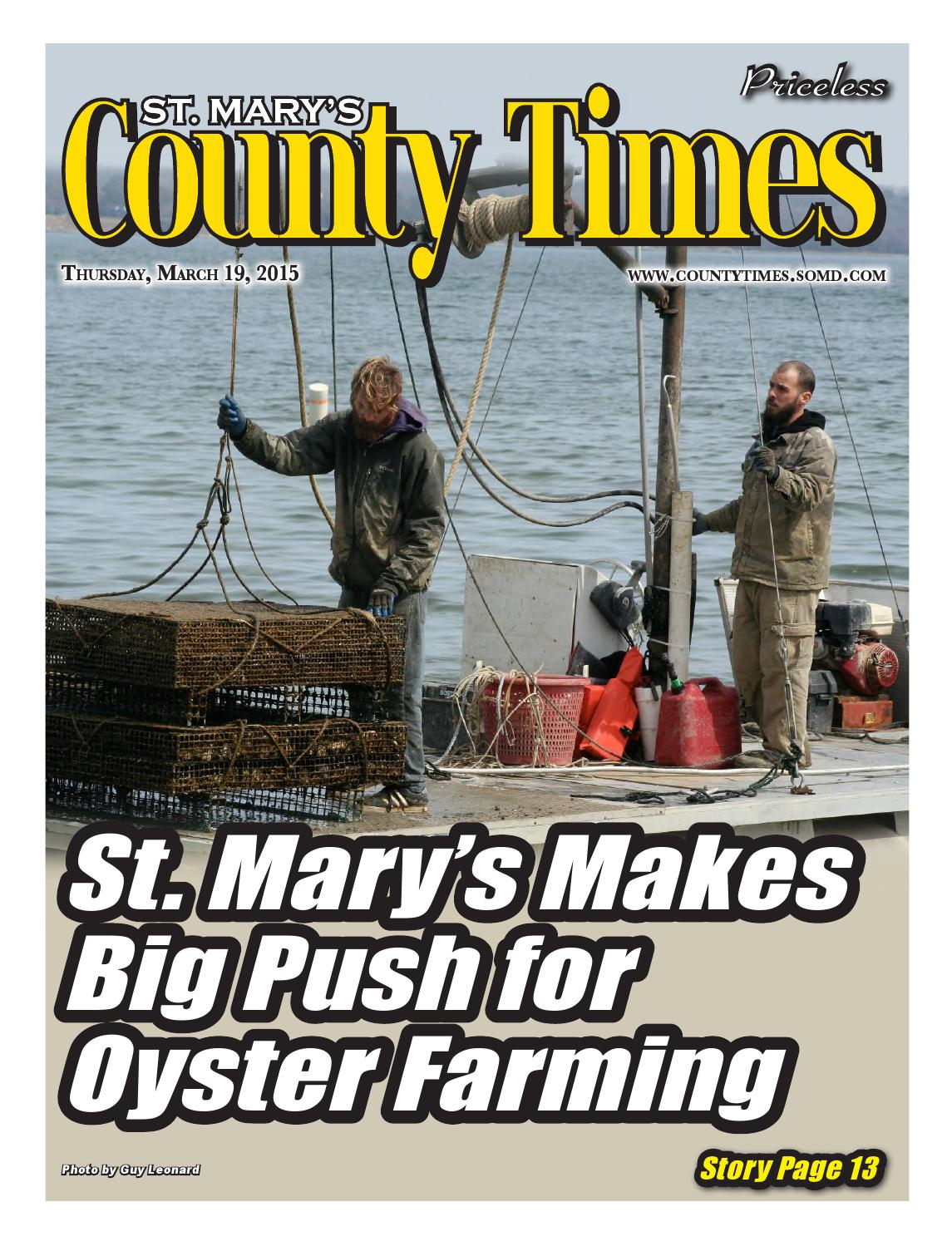 2015 03 19 St Marys County Times By Southern Maryland Online Issuu Big Boss Kunci Ring India 12 X 13 Mm