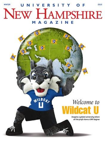 Unh Magazine Winter 2015 By University Of New Hampshire Issuu