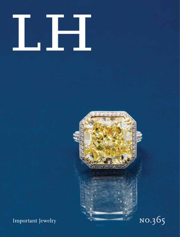 713012c6e Sale 365 | Important Jewelry by Hindman - issuu