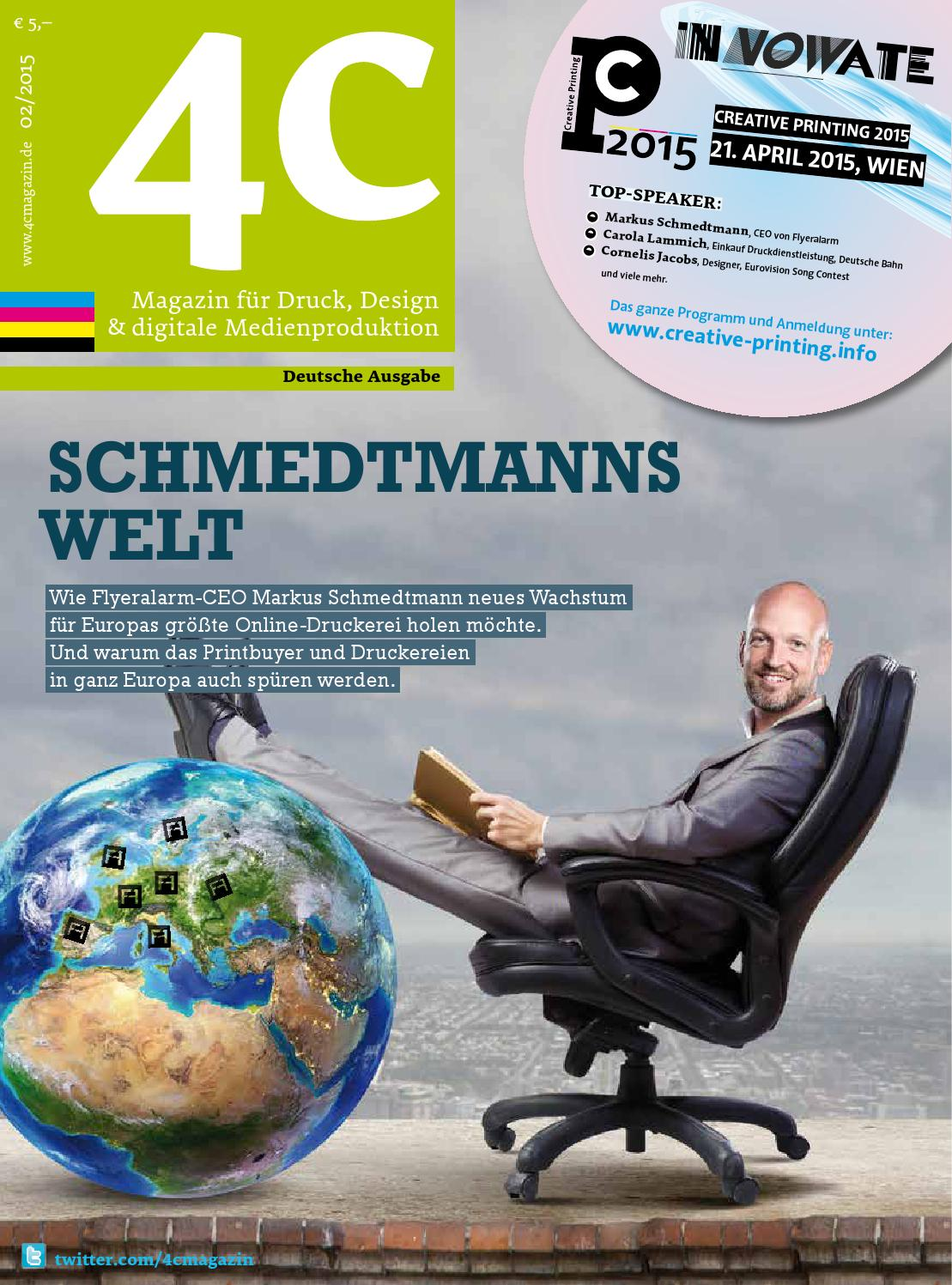 4c Deutschland Ausgabe 2 2015 By 4cmagazin Issuu
