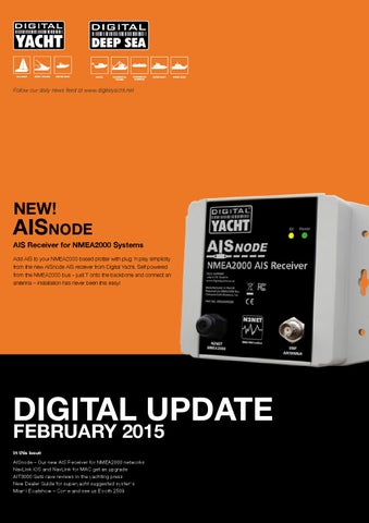 Digital Yacht News Update February 2015 by Digital Yacht - issuu