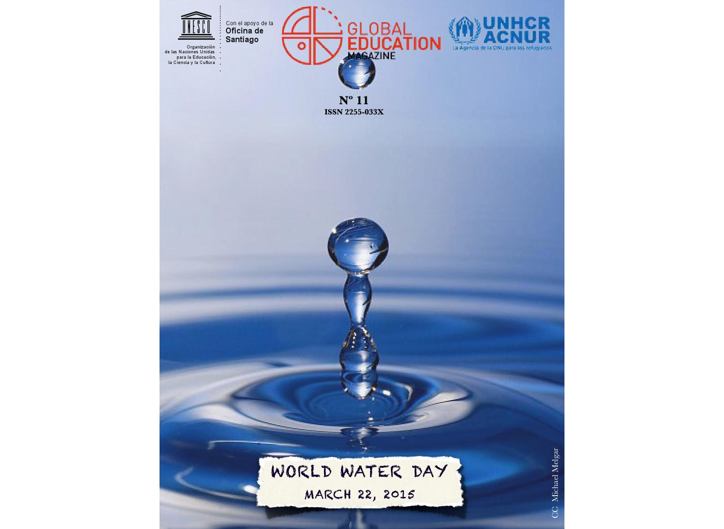 f5886a3a6 Global Education Magazine: World Water Day by Global Education Magazine -  issuu