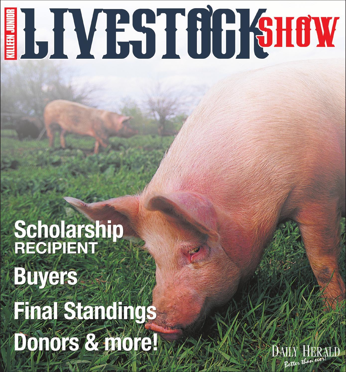 Ashley Furniture Killeen Texas: 2015 Junior Livestock Show By Temple Daily Telegram