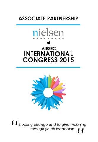 International Congress 2015 Proposal By International Congress