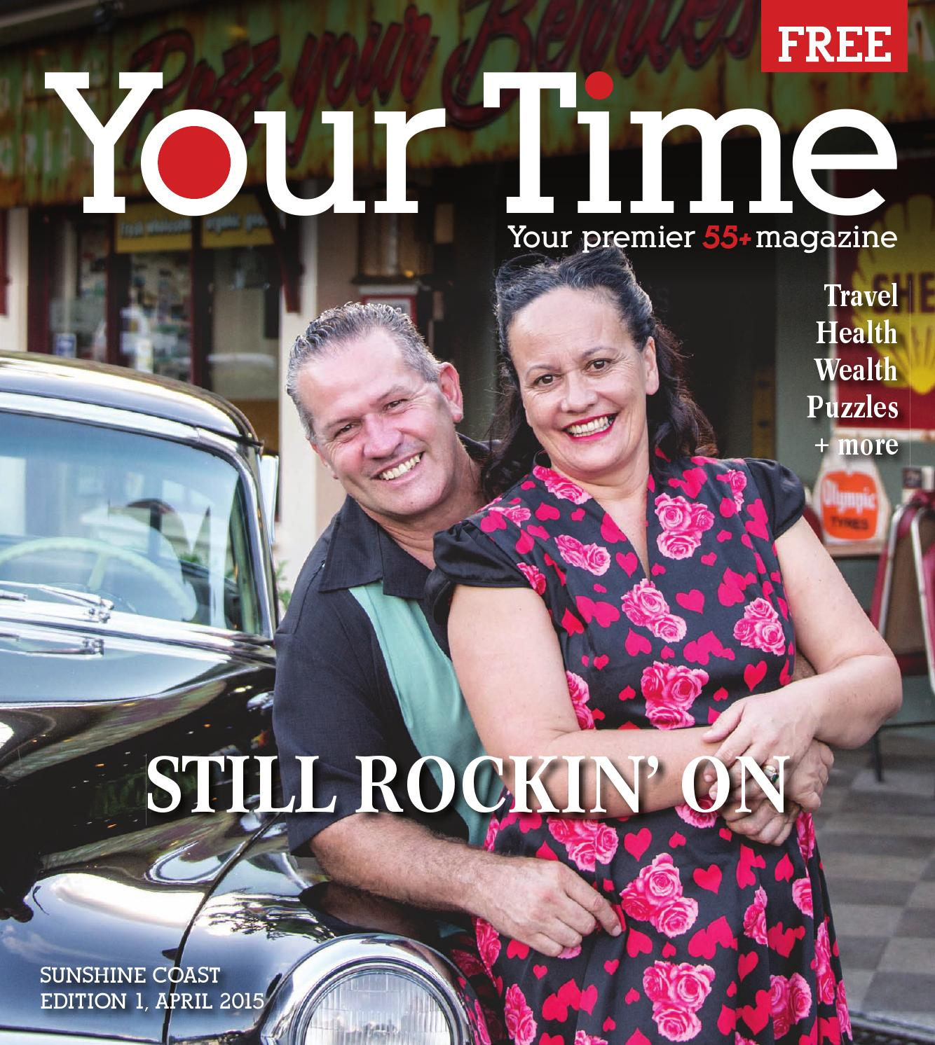 Your Time Magazine Sunshine Coast, Edition 1 By My Weekly