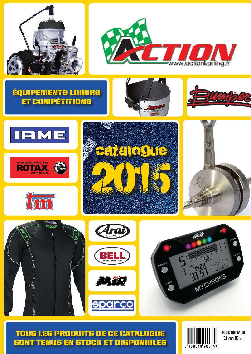 Action Karting Catalogue 2015 by Action Karting issuu