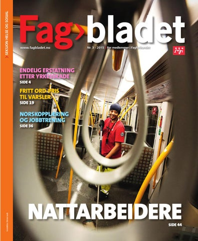 80ccad7c Fagbladet 2015 03 - HEL by Fagbladet - issuu
