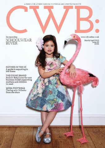 8883b0dbb CWB MAGAZINE MARCH APRIL ISSUE 93 by fashion buyers Ltd - issuu