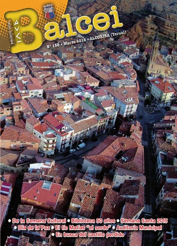 57edbd82268de Balcei 158 (web) by Balcei Peródico local de Alcorisa - issuu