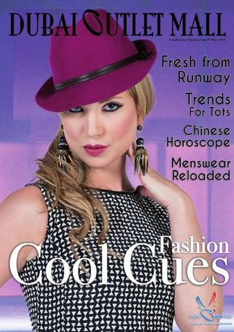 e1ff75cf01 Dubai Outlet Mall Magazine - March 2015 by Dubai Outlet Mall - issuu