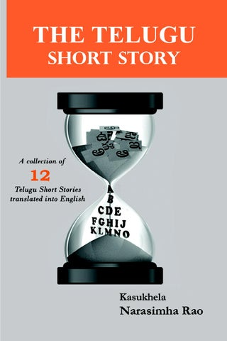 the telugu short story a collection of 12 telugu short stories translated into english