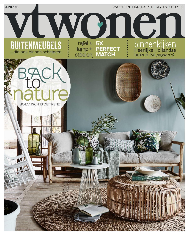 Vtwonen bladerboekje april 2015 by marie elise issuu for Vtwonen abonnement