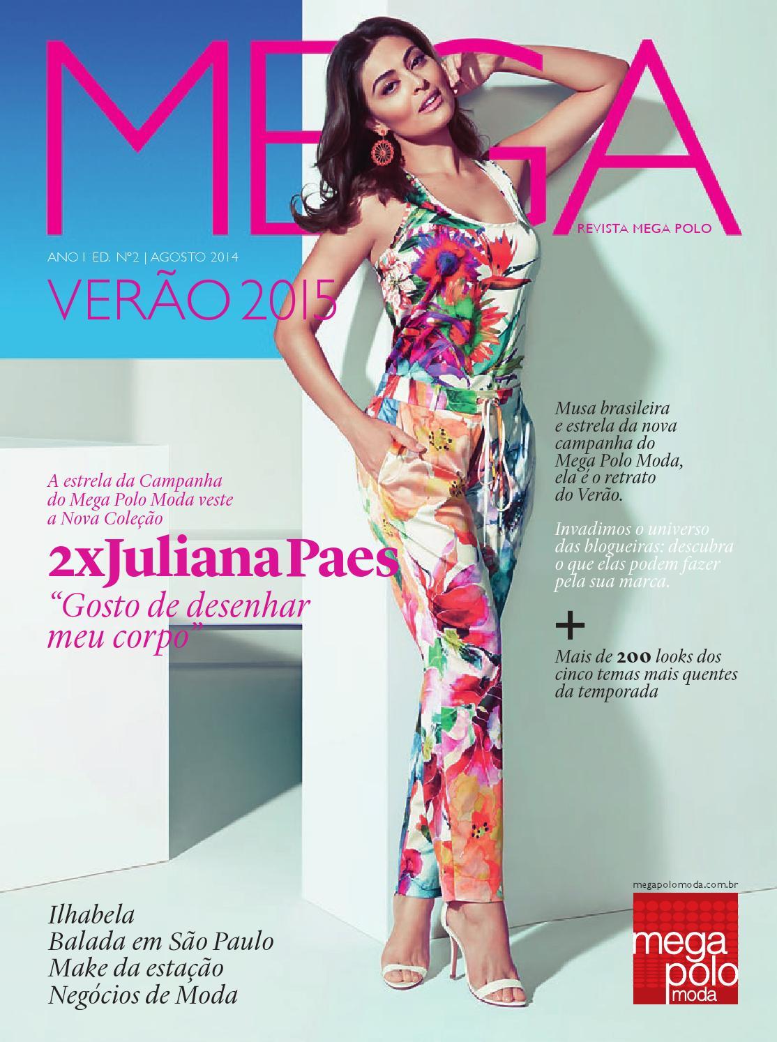 34441cc418 Revista Mega Polo by Rozze Angel