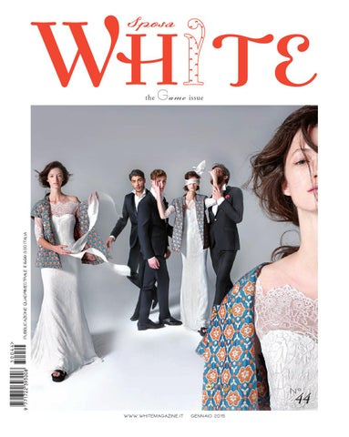 White sposa 44 gennaio 2015 by white sposa - issuu 651e63716a8