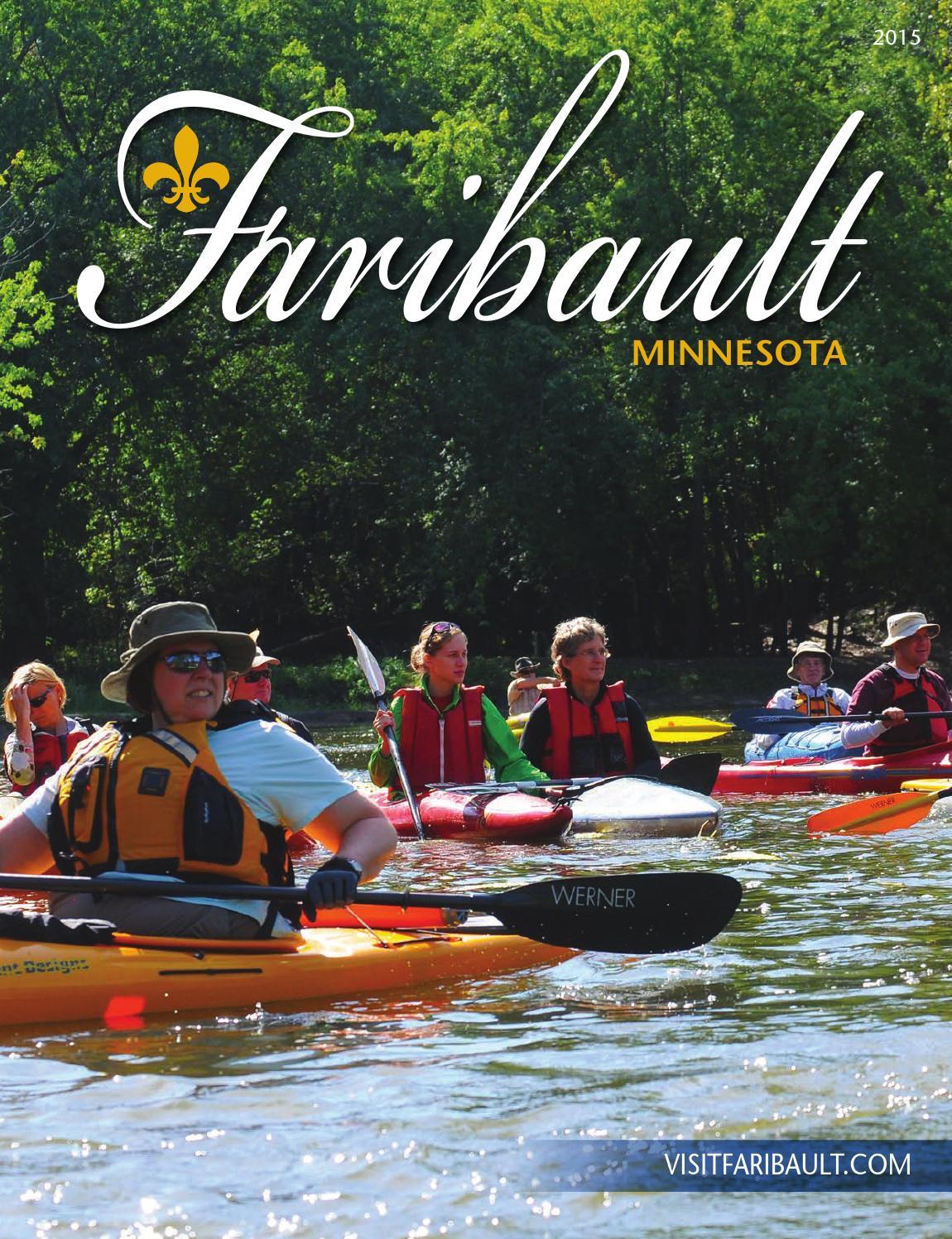 Faribault guide 2015 by Kate Noet - issuu