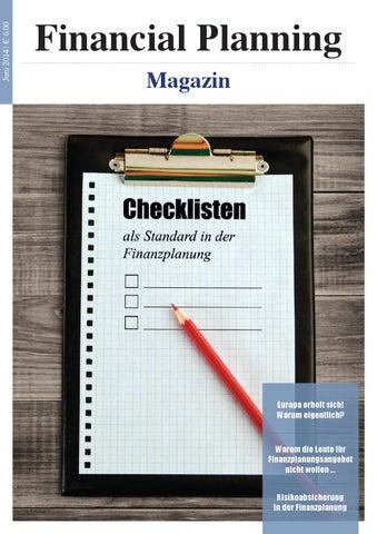 Financial Planning Magazin II-2014 by Financial Planning Magazin - issuu