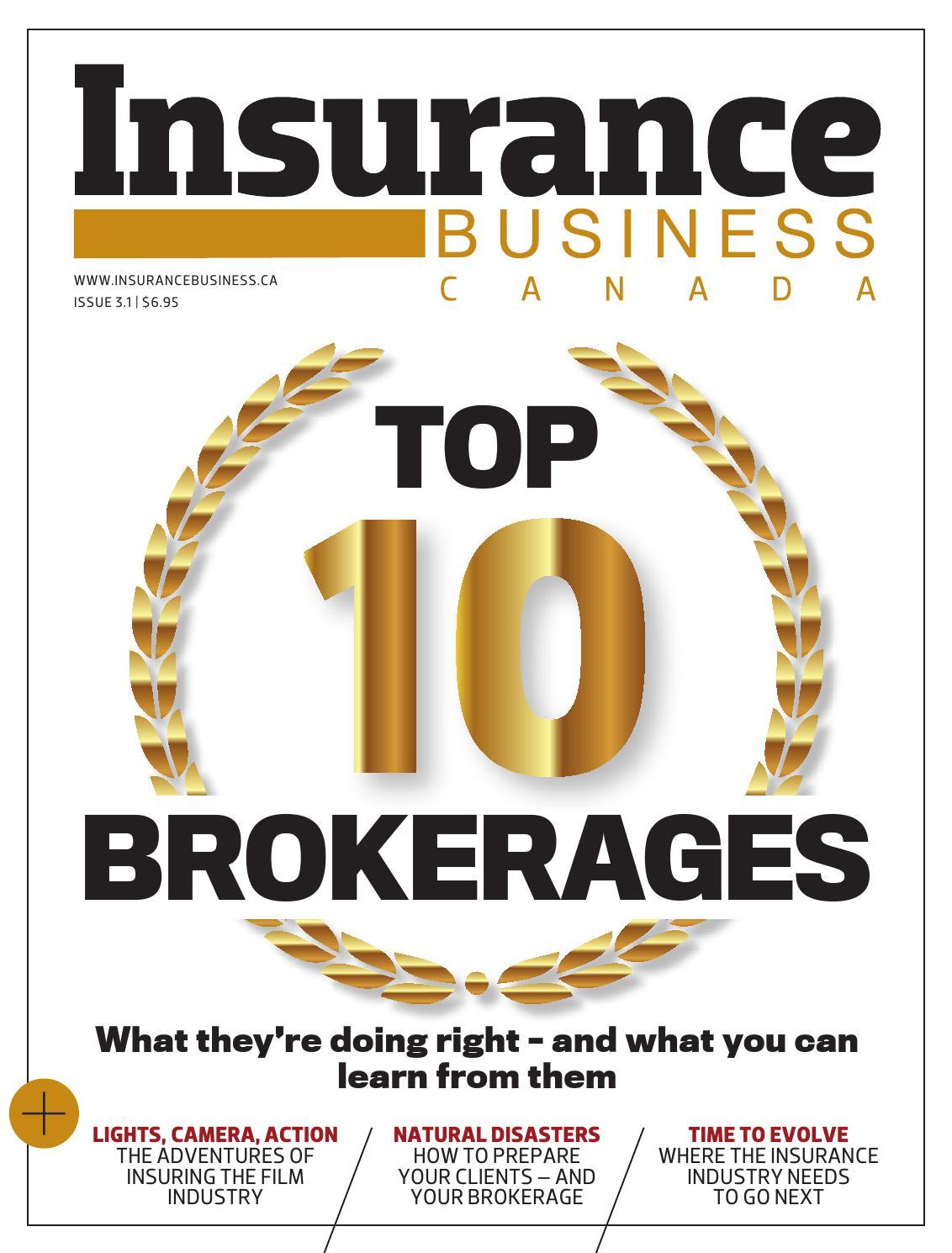 Insurance Business Canada 3.01 by Key Media - Issuu
