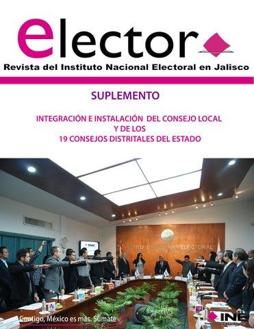 Revista Ine Jalisco Num 04 2014 Especial By Ine Jalisco Issuu