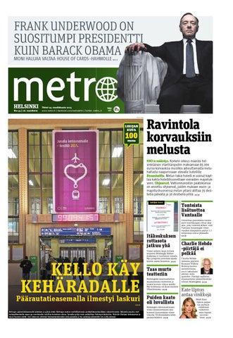 20150324 fi helsinki by metro finland - issuu a76cd1c7f0