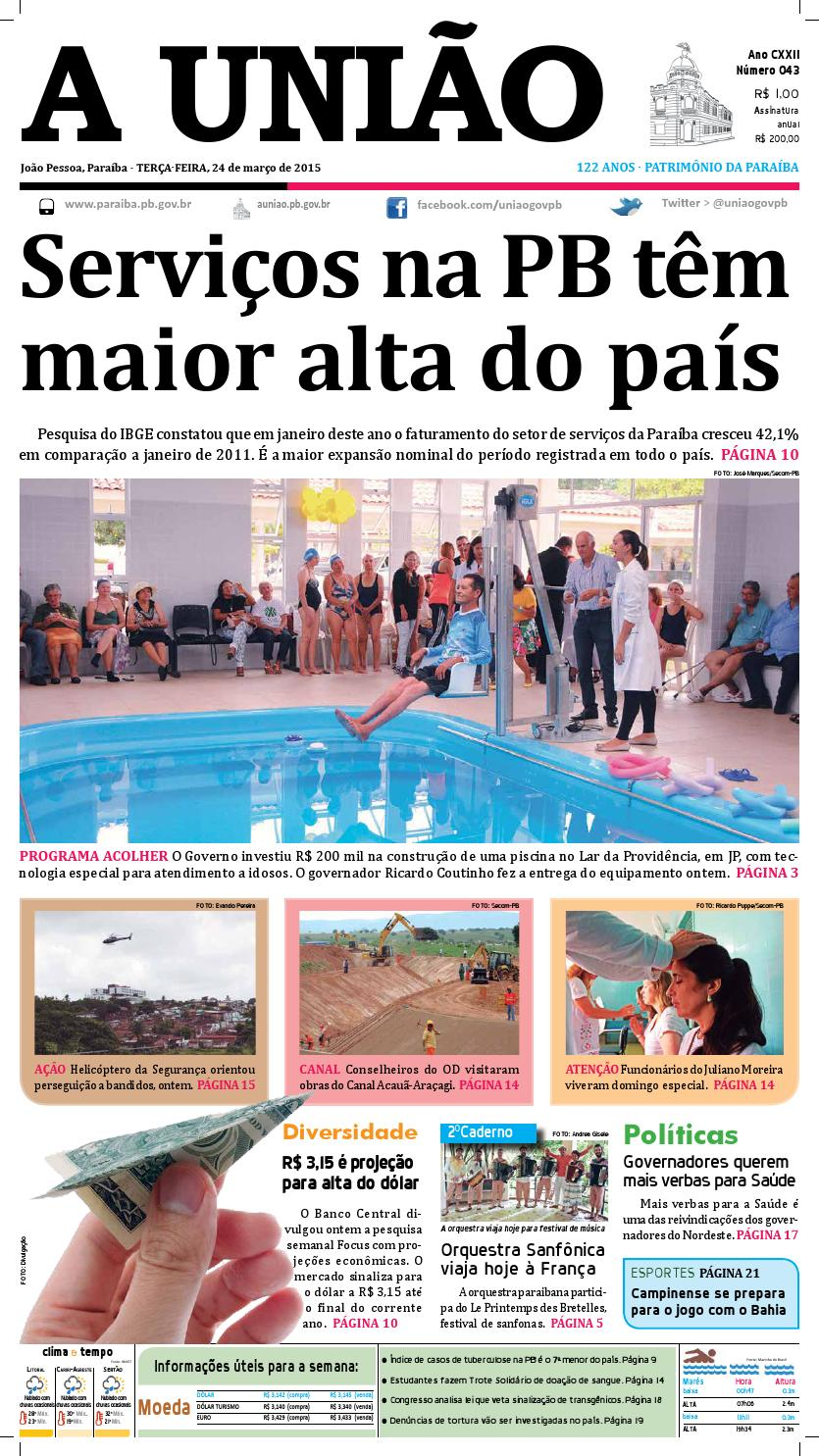 51397607493 Jornal A União by Jornal A União - issuu