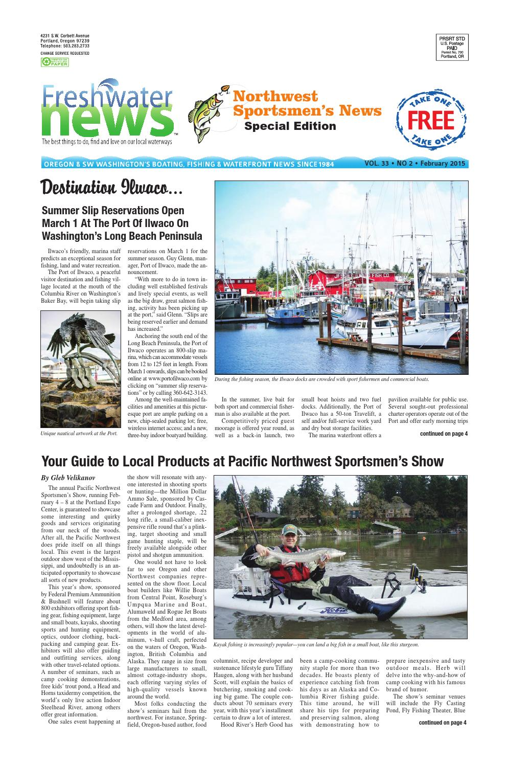 Freshwater News | February 2014 by Freshwater News - issuu