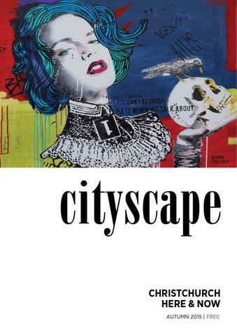 Cityscape Autumn 2015