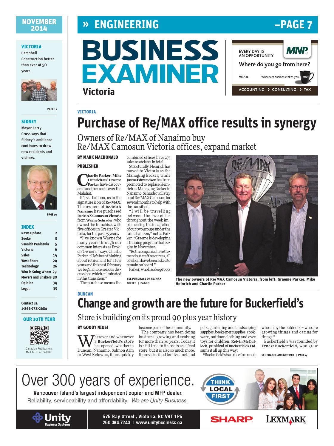Business examiner victoria november 2014 by business examiner business examiner victoria november 2014 by business examiner media group issuu nvjuhfo Images