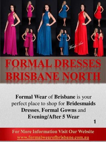 Plus Size Formal Dresses Brisbane North By Formal Wear Brisbane Issuu