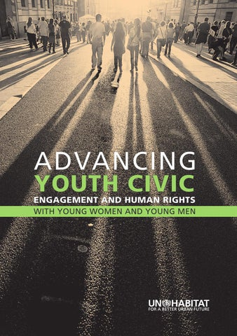 95eb9afee5262d Advancing youth civic engagement and human rights by UN-HABITAT ...