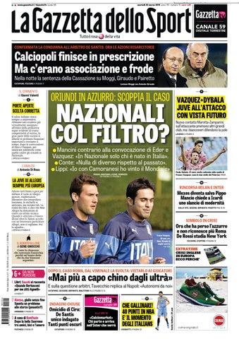 La Gazzetta dello Sport (03-24-2015) by Nguyen Duc Thinh - issuu edb4286cef94