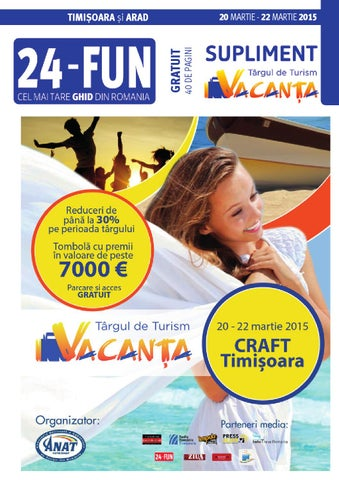 24 Fun Timisoara Si Arad Anul Ix Nr 375 20 Martie 02 Aprilie