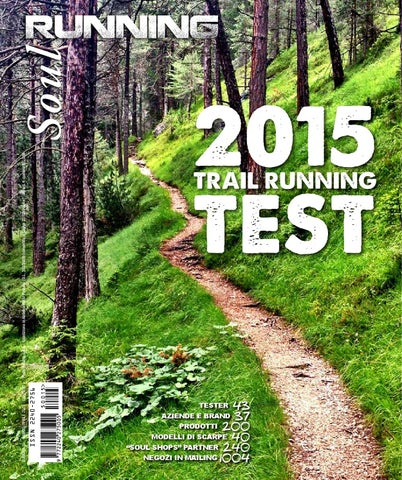 2015 Trail Running TEST by SoulRunning - issuu 4bc4ff17be5