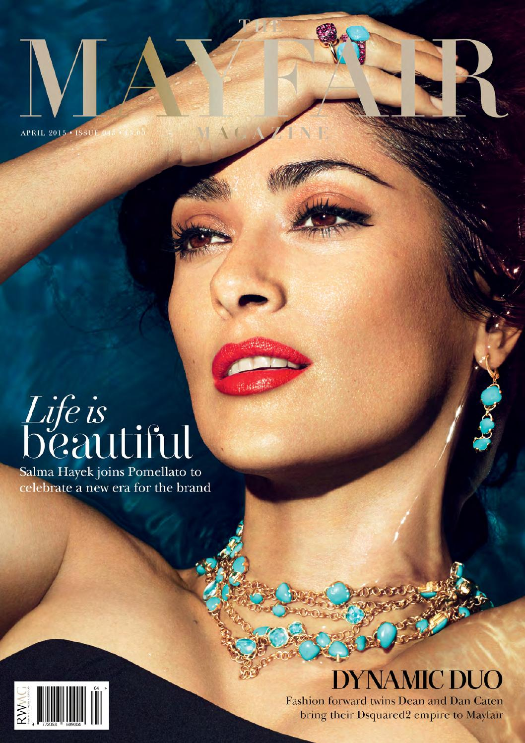 The mayfair magazine april 2015 by runwild media group issuu for The mayfair