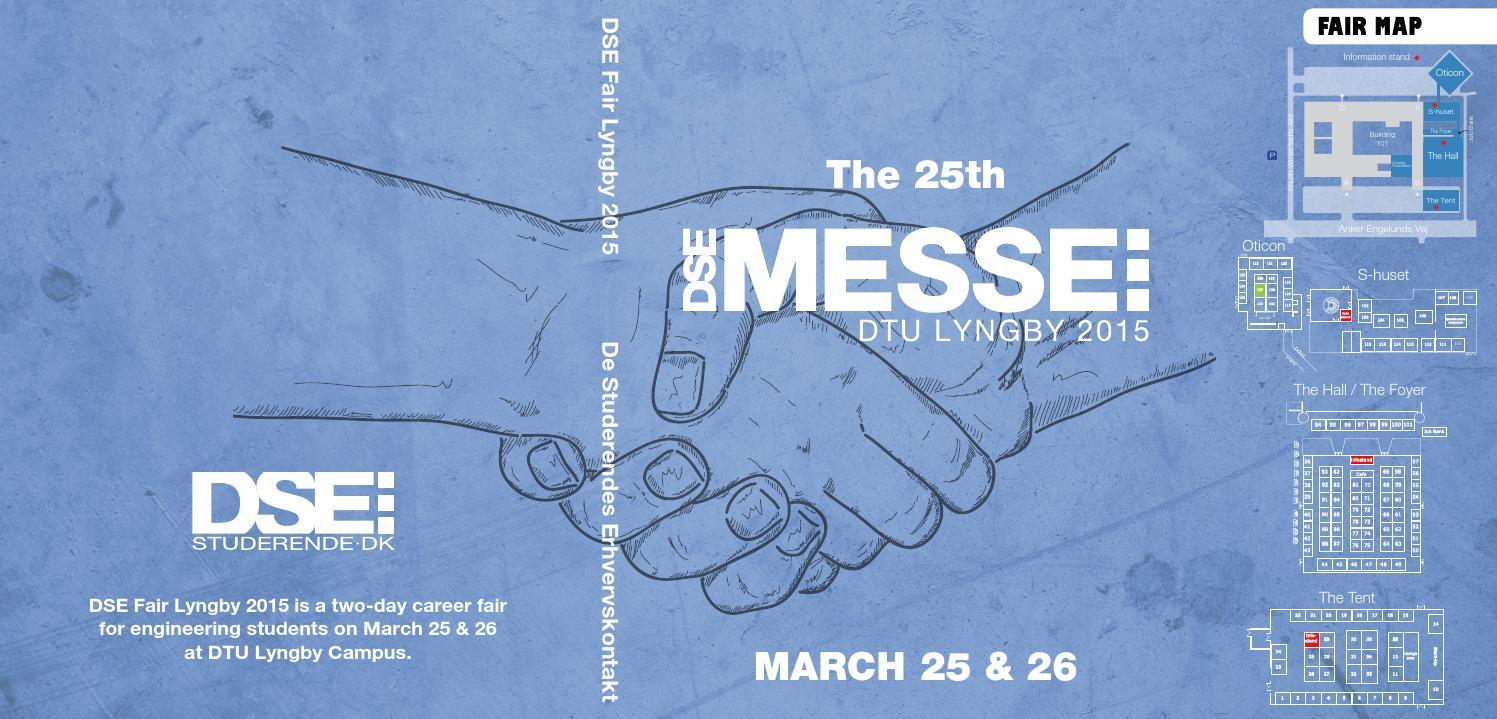 DSE Messe Lyngby 20 by De Studerendes Erhvervskontakt   issuu