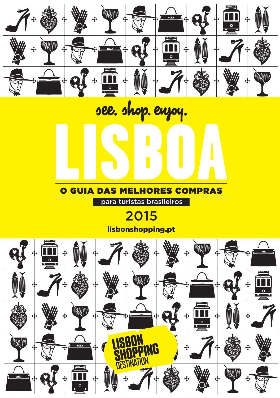 67e460d6b389 Guia das melhores compras l Lisbon Sopping Destination 2015 by Café Pessoa  - issuu