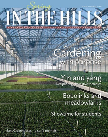 ae045436cec1 Spring In The Hills 2015 by In The Hills Magazine - issuu
