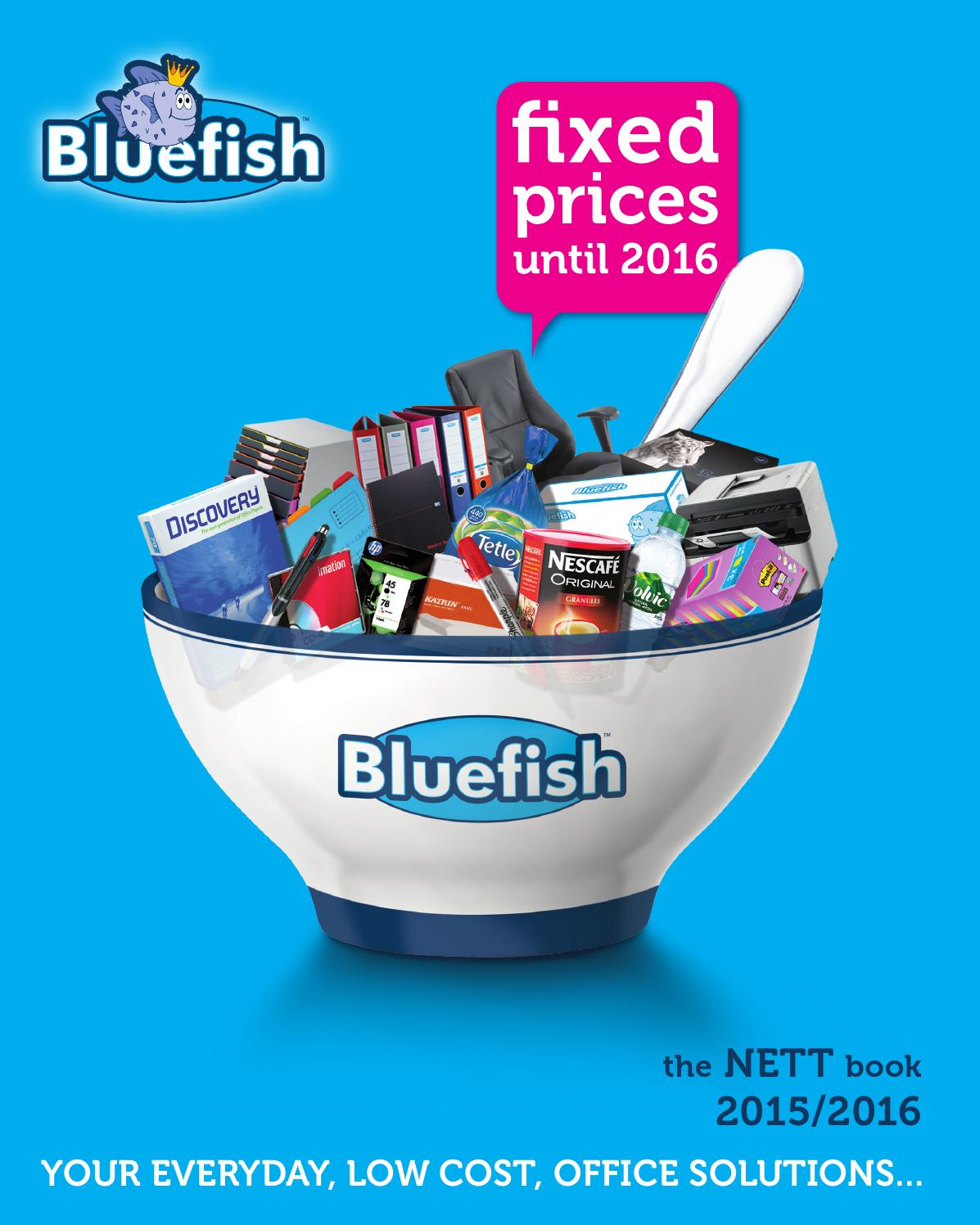 Bluefish Nett Book 2015 by Bluefish Office Products - issuu