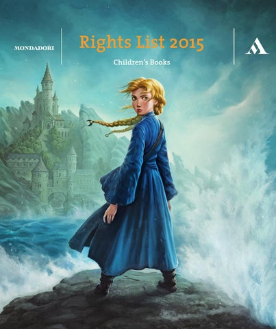 Mondadori Children's and Young Readers' Books Rights List 2014 by