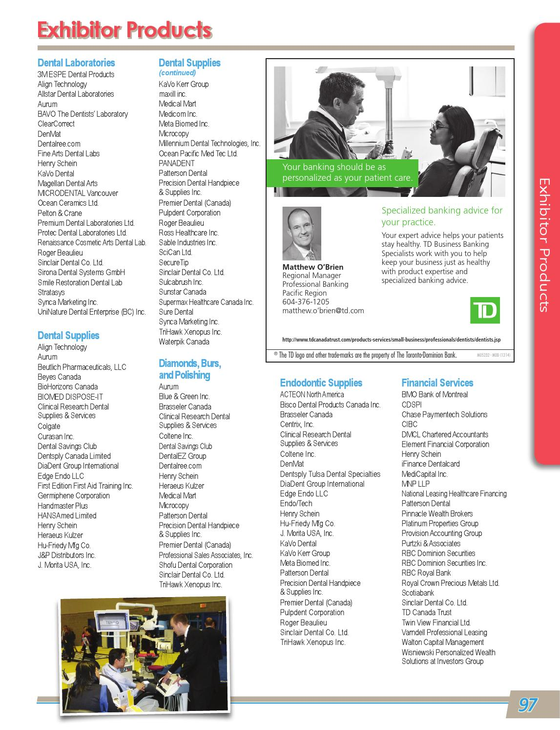 Pacific dental conference 2015 final program by Pacific
