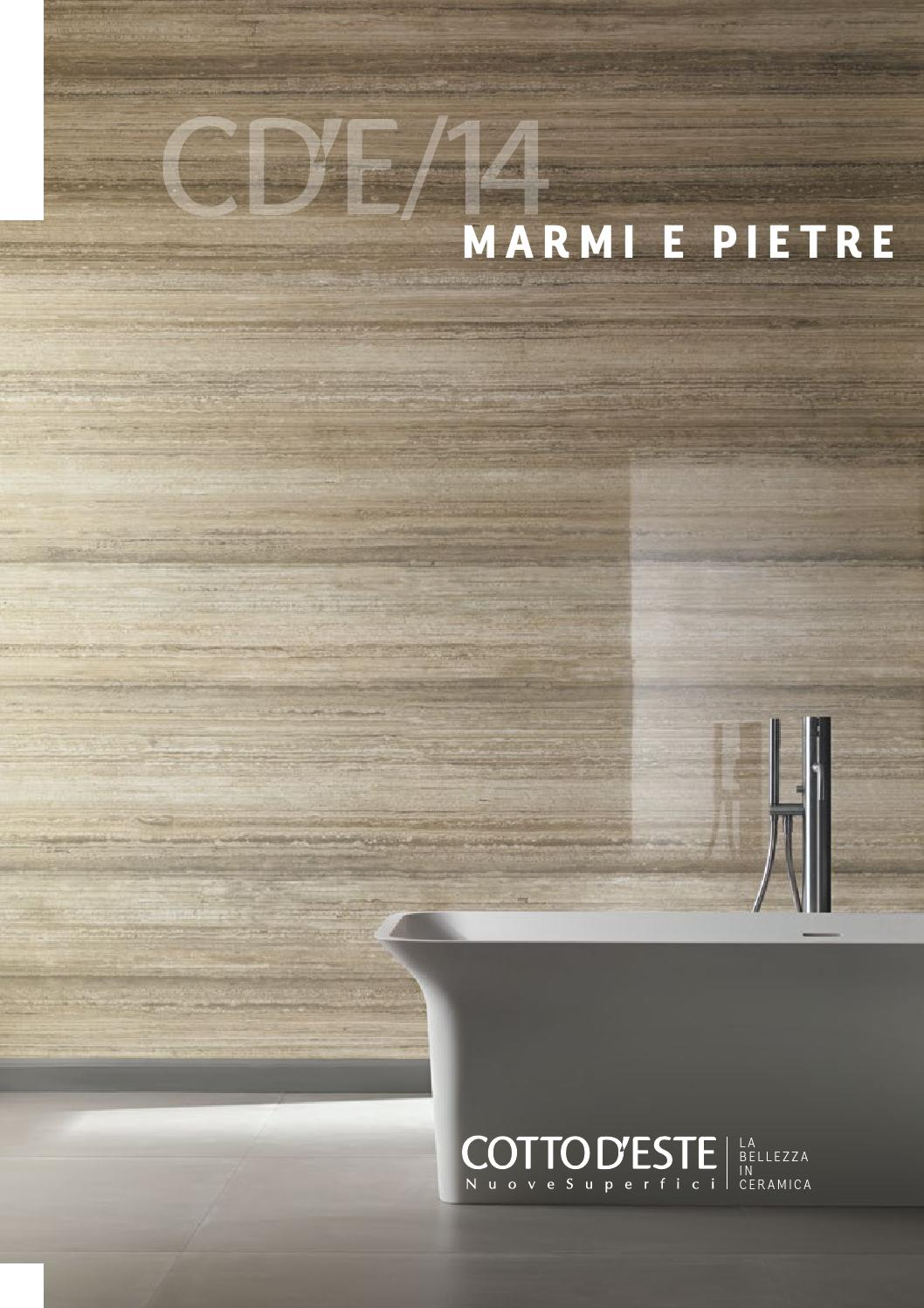 cotto d 39 este catalogue 2014 marmi e pietre by udele tile issuu. Black Bedroom Furniture Sets. Home Design Ideas