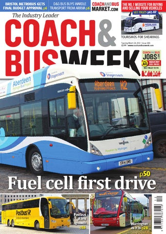 537b9e238b Coach   Bus Week   Issue 1181 by Coach and Bus Week   Group Travel ...