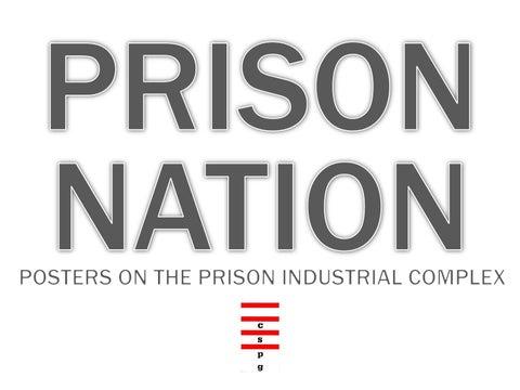 Prison Nation Political Graphics