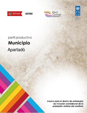 Perfil productivo Apartadó by PNUD Colombia - issuu 3283205346922